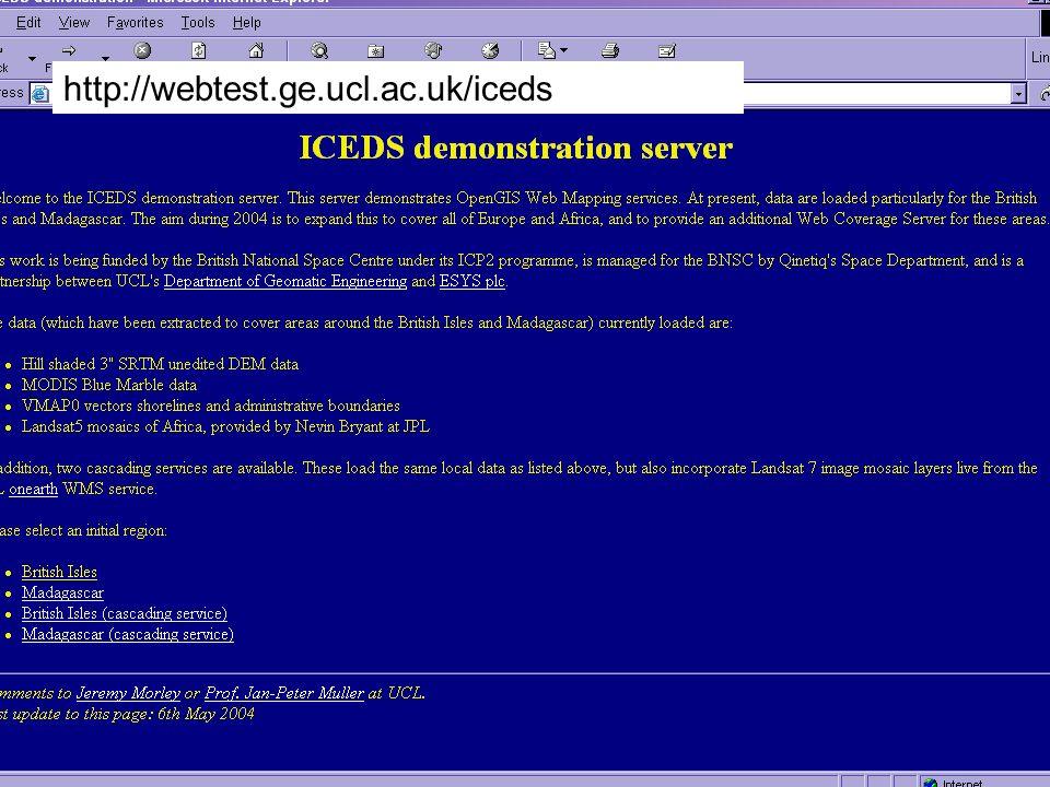 http://webtest.ge.ucl.ac.uk/iceds