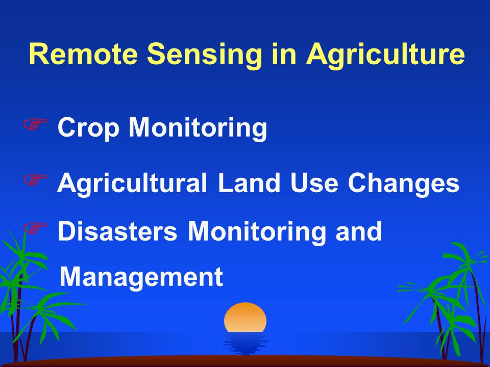 Remotely-sensed Imagery Sampled for Winter Wheat Monitoring
