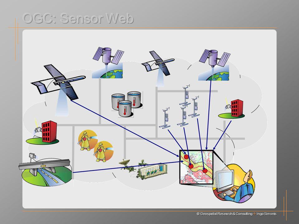 © Geospatial Research & Consulting Ingo Simonis