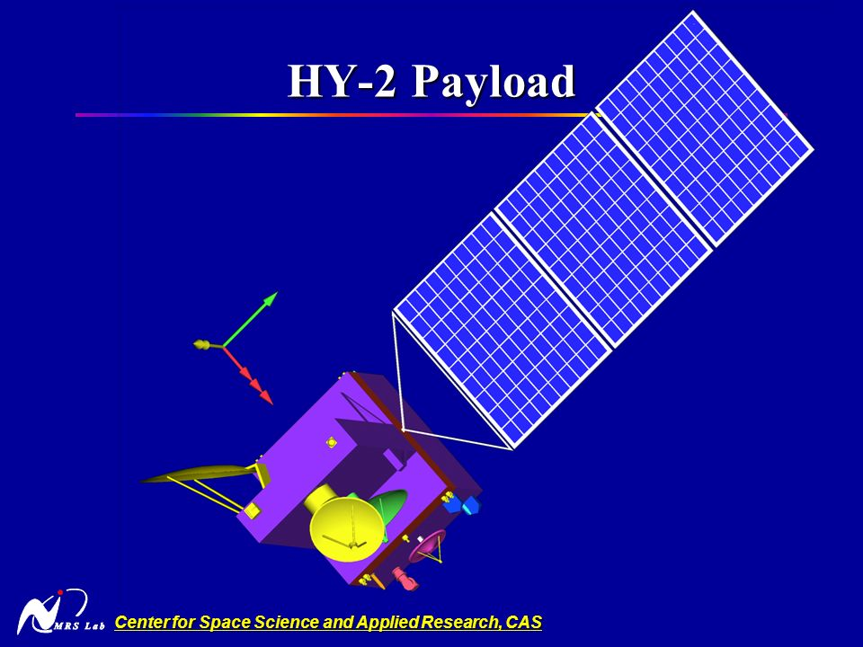 Center for Space Science and Applied Research, CAS HY-2 Payload