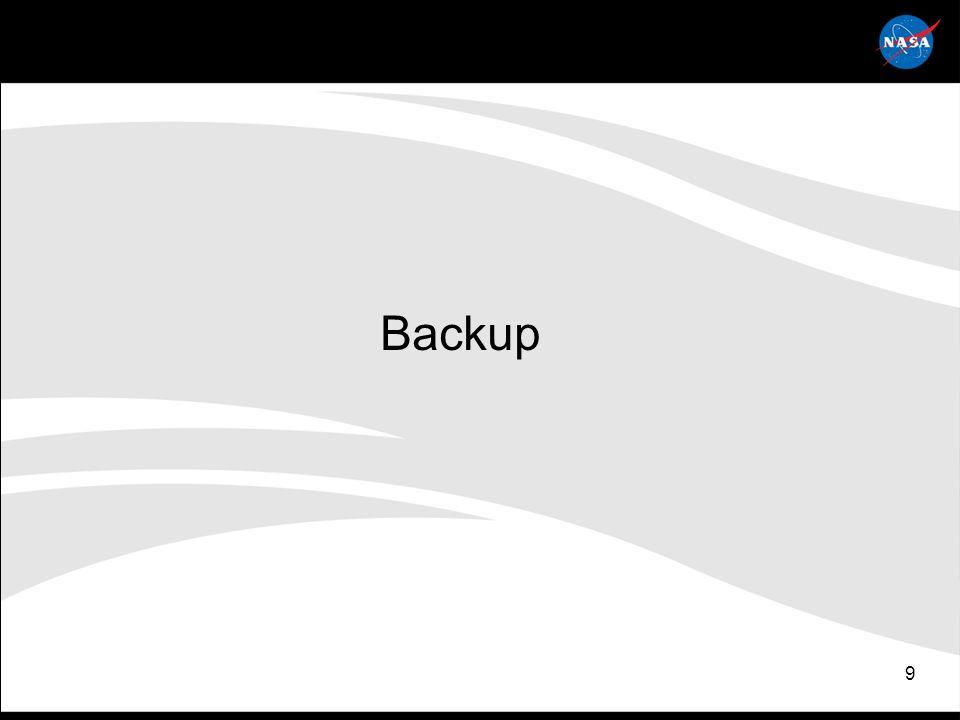 9 Backup
