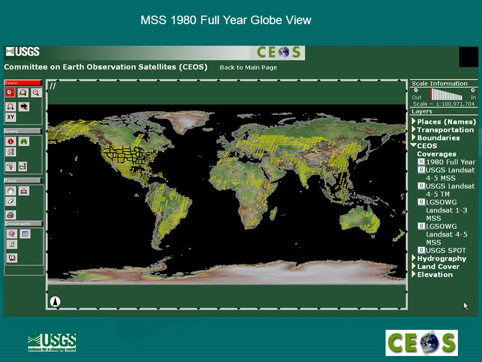 MSS 1980 Full Year Globe View