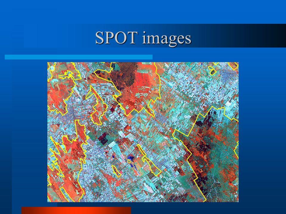 SPOT images
