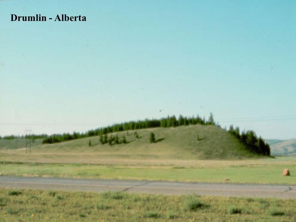 Drumlin - Alberta