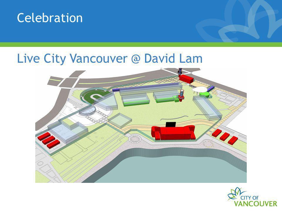 Celebration Live City Vancouver @ David Lam
