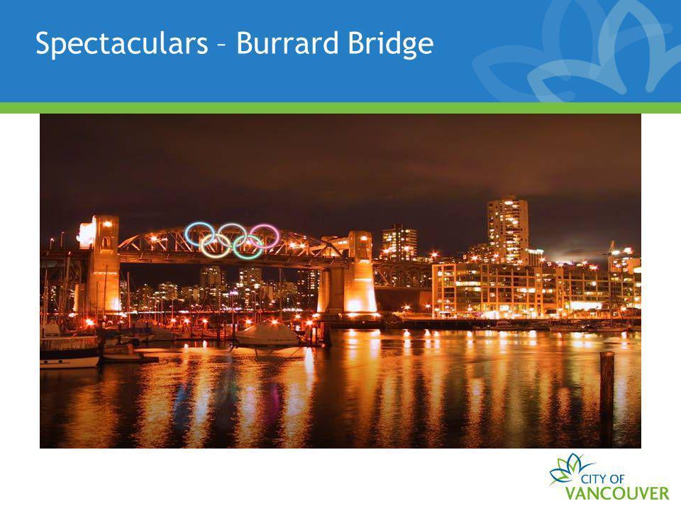 Spectaculars – Burrard Bridge
