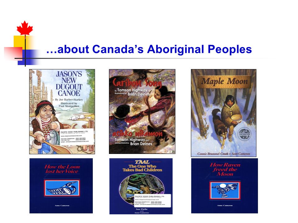 …about Canadas Aboriginal Peoples