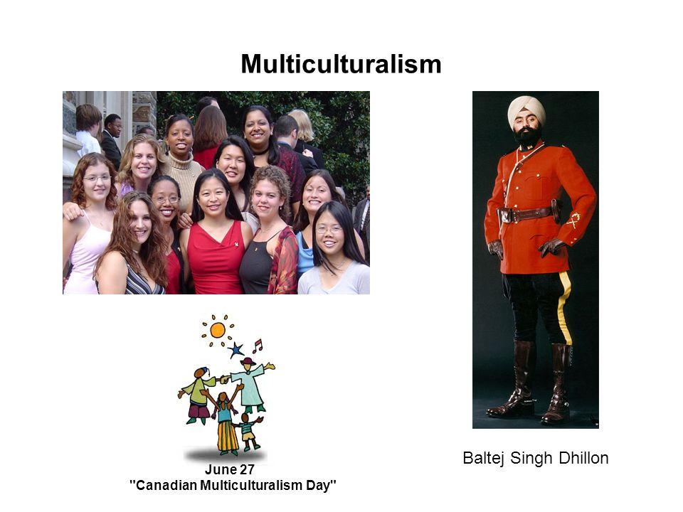 Multiculturalism June 27