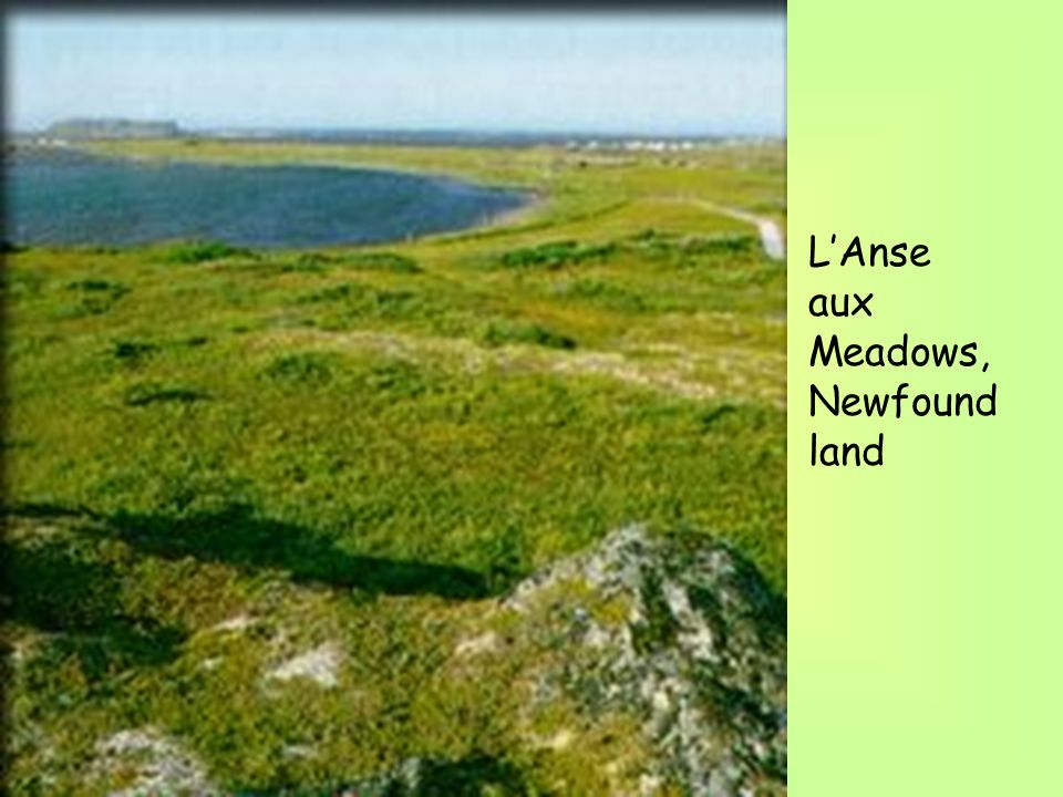 LAnse aux Meadows, Newfound land