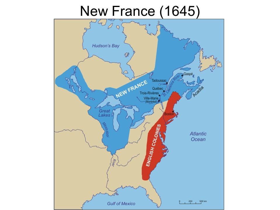 New France (1645)