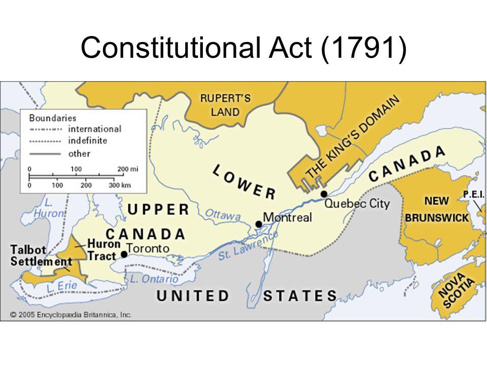 Constitutional Act (1791)