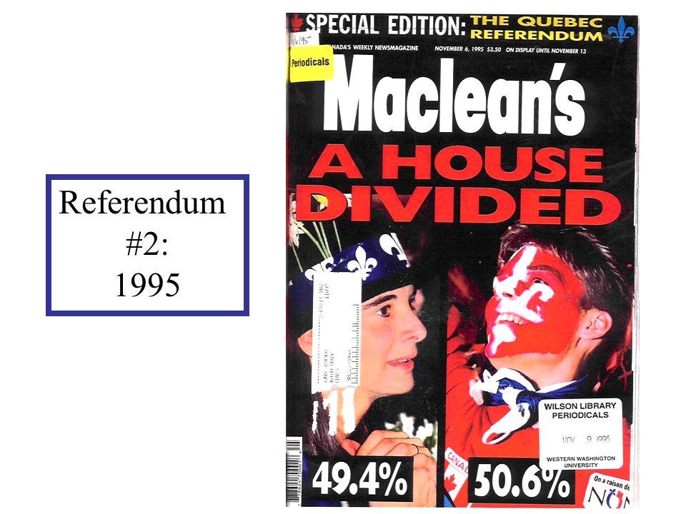 Referendum #2: 1995