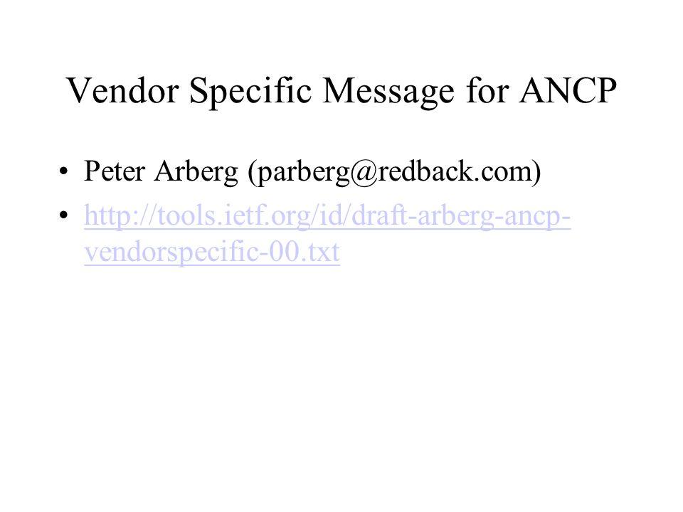 ANCP Requirements / Framework Stefaan de Cnodder (stefaan.de_cnodder@alcatel-lucent.be) http://tools.ietf.org/html/draft-ietf-ancp- framework-05http://tools.ietf.org/html/draft-ietf-ancp- framework-05