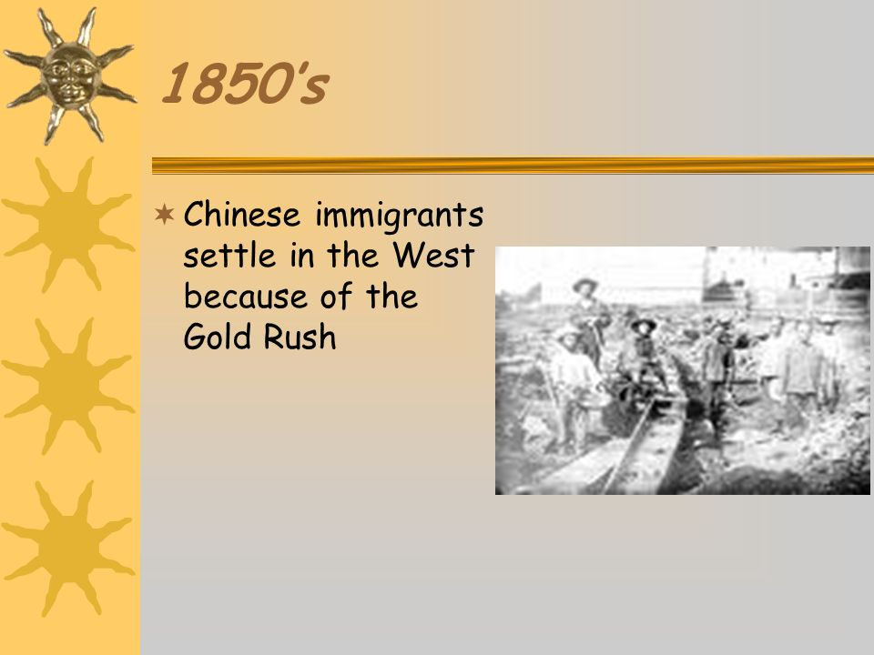 How were immigrants treated.