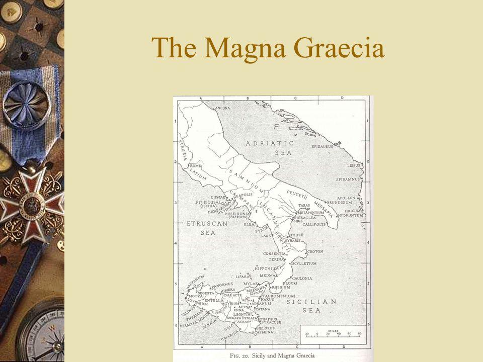 The Magna Graecia