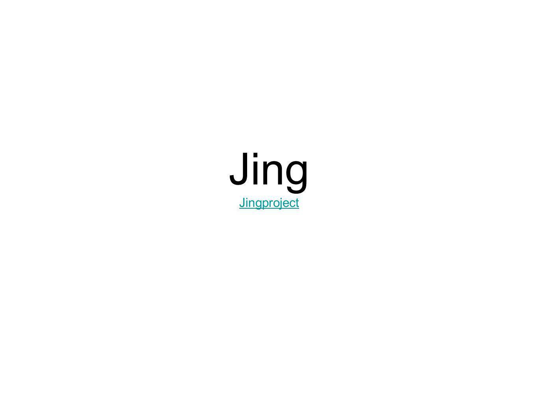 Jing Jingproject Jingproject