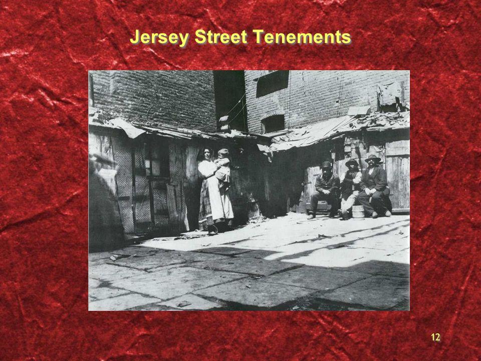 12 Jersey Street Tenements