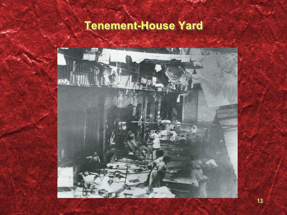 13 Tenement-House Yard