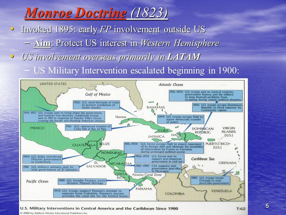 16 Counter Insurgency (CI) JFK sends Special Forces & SEAL advisors to conduct CI JFK sends Special Forces & SEAL advisors to conduct CI LBJ expands US involvement following 1964 Tonkin Gulf incident