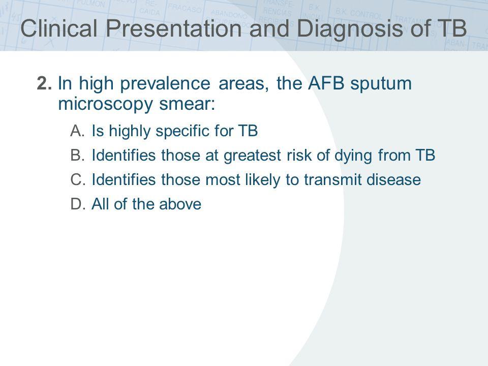 Management of Drug-resistant TB 2.