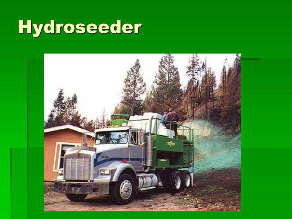 Hydroseeder