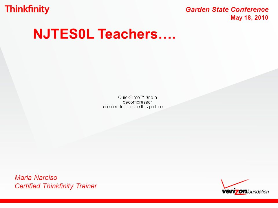 º A partnership between the Verizon Foundation and the nations leading educational and literacy organizations º 55,000+ FREE education and literacy resources º FREE professional development º Aligned with National and State Standards