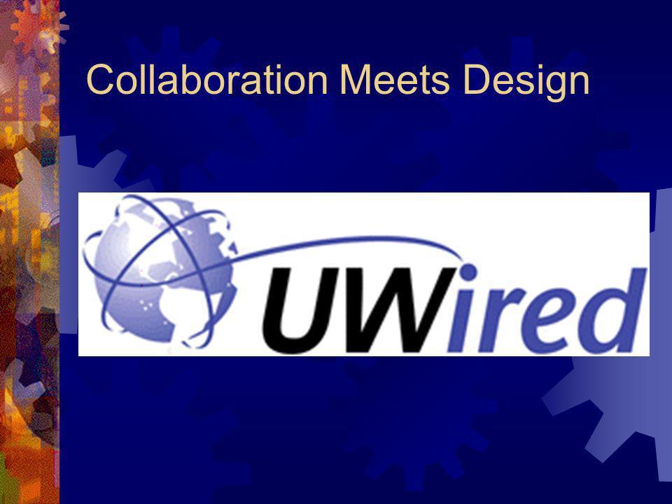 Collaboration Meets Design