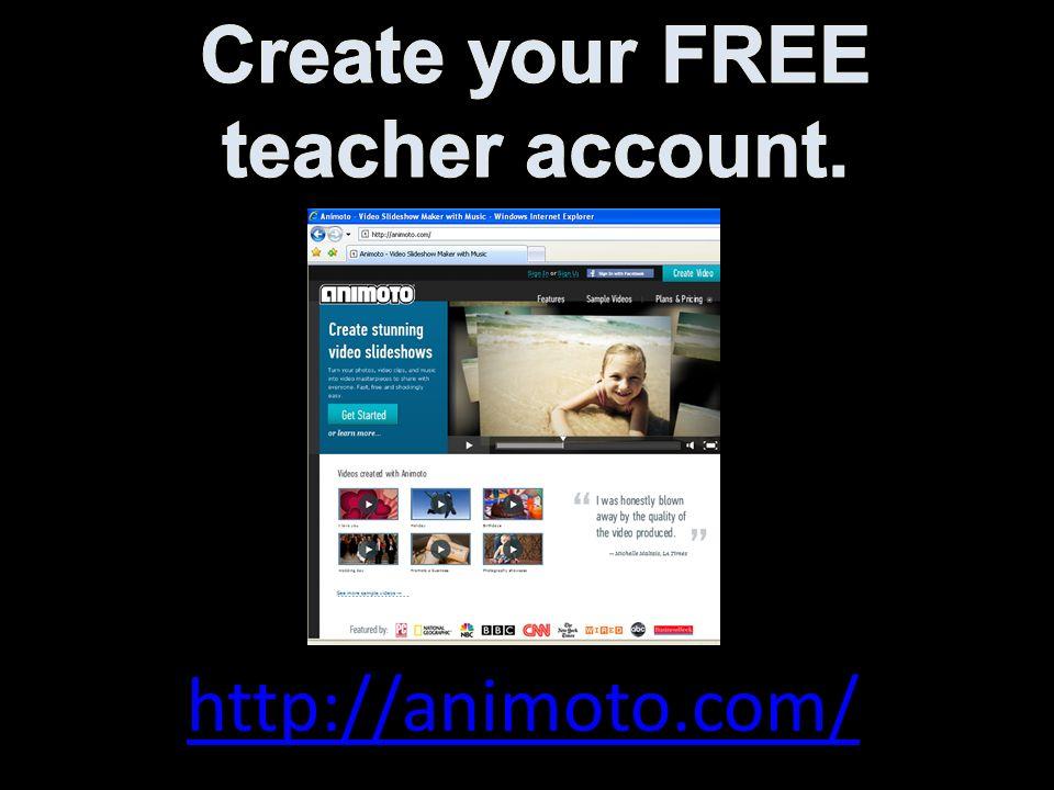 http://animoto.com/