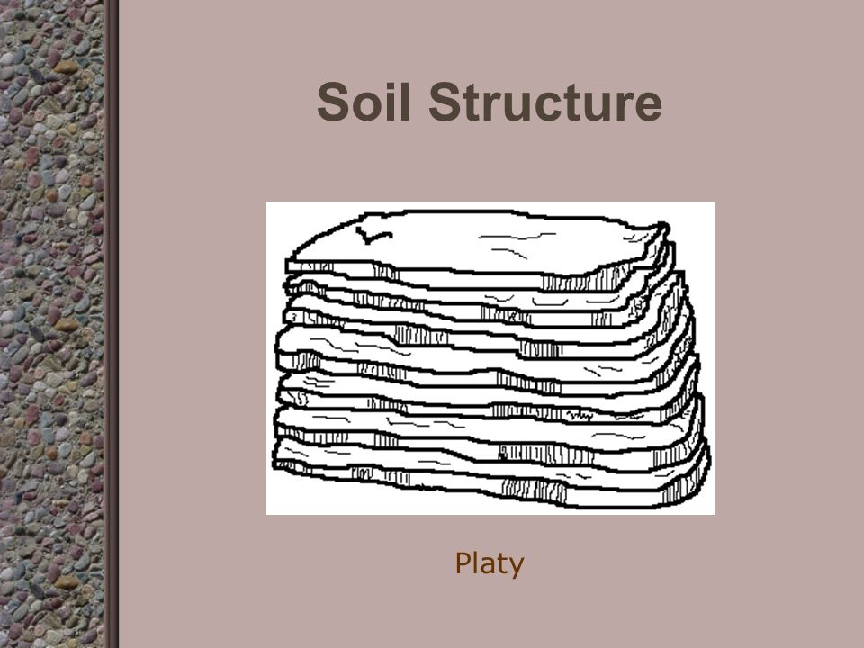Soil Structure Blocky