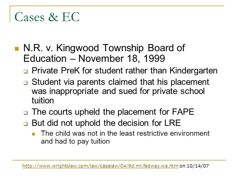 Cases & EC N.R. v.