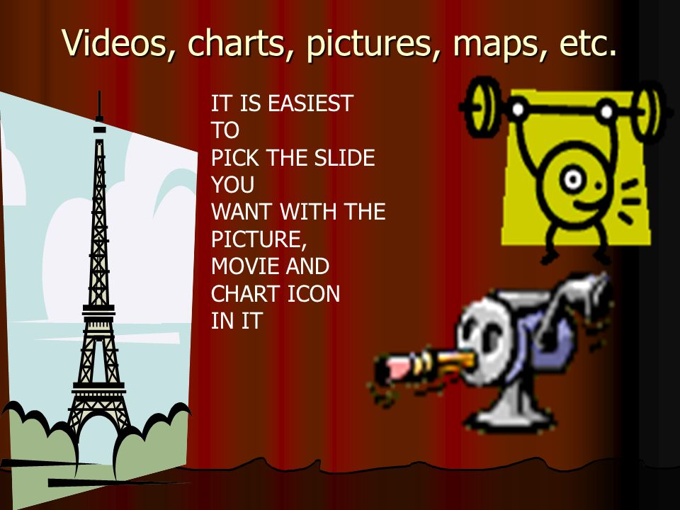 PUTTING IN NOISES TO PUT IN NOISE, IT IS VERY SIMILAR TO PUTTING IN CLIP ART- TO PUT IN NOISE, IT IS VERY SIMILAR TO PUTTING IN CLIP ART- START WITH CLIP ART- TYPE IN NOISE- YOU WILL SEE THE NOISE BUTTON APPEAR…..