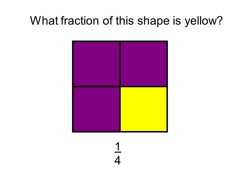 What fraction of this shape is pink?