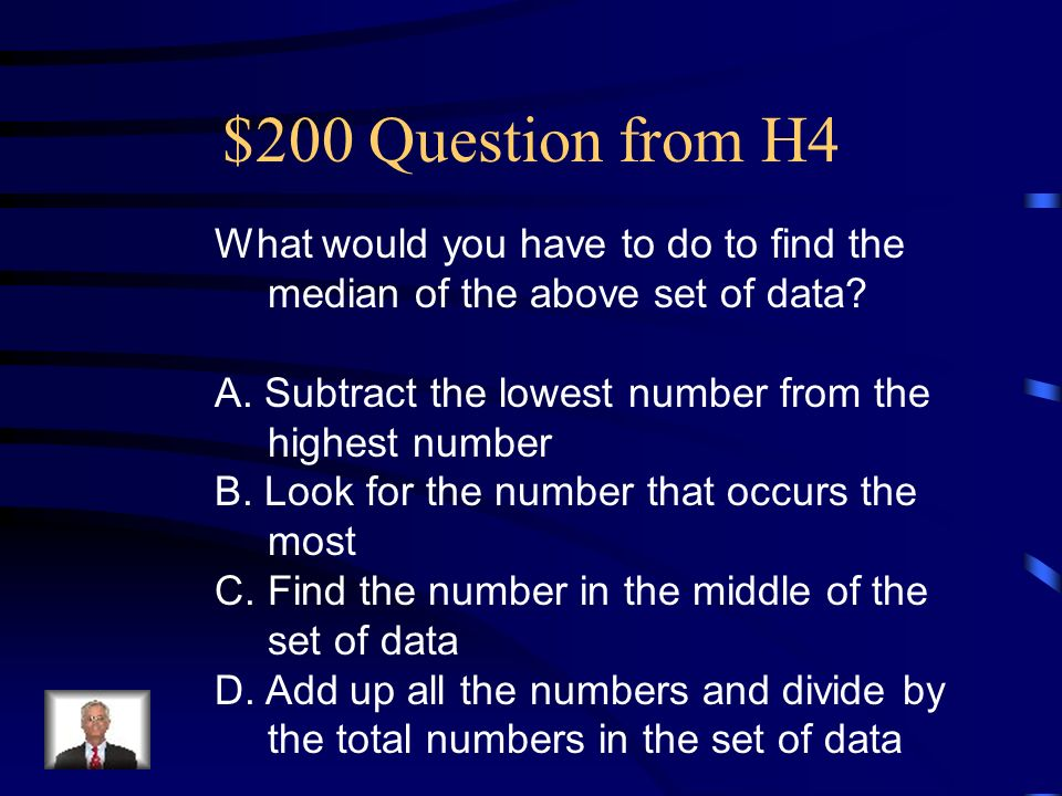 $100 Answer from H4 B. 33