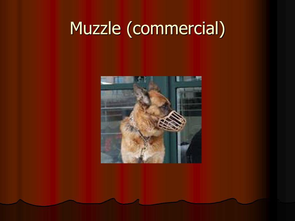 Muzzle (commercial)