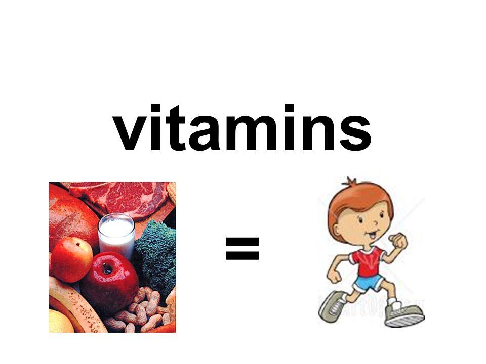 vitamins =