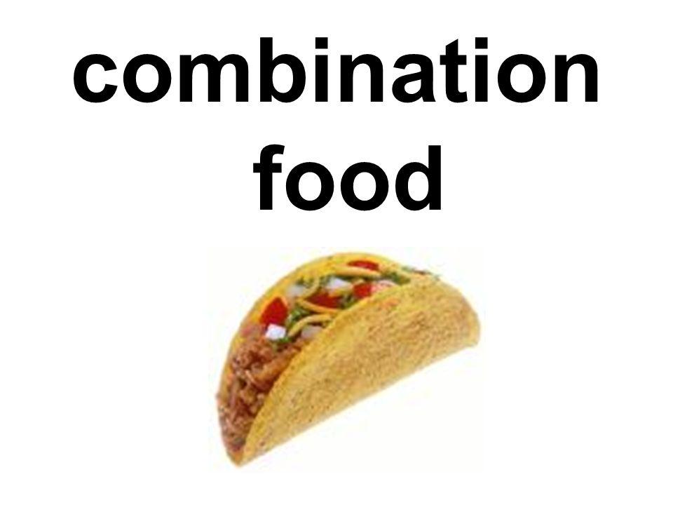 combination food
