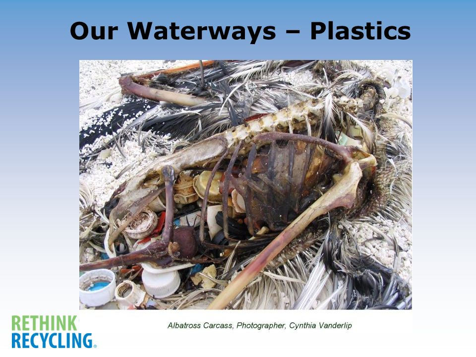 Our Waterways – Plastics