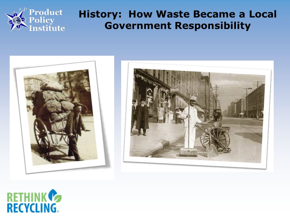 HOW WASTE HAS CHANGED