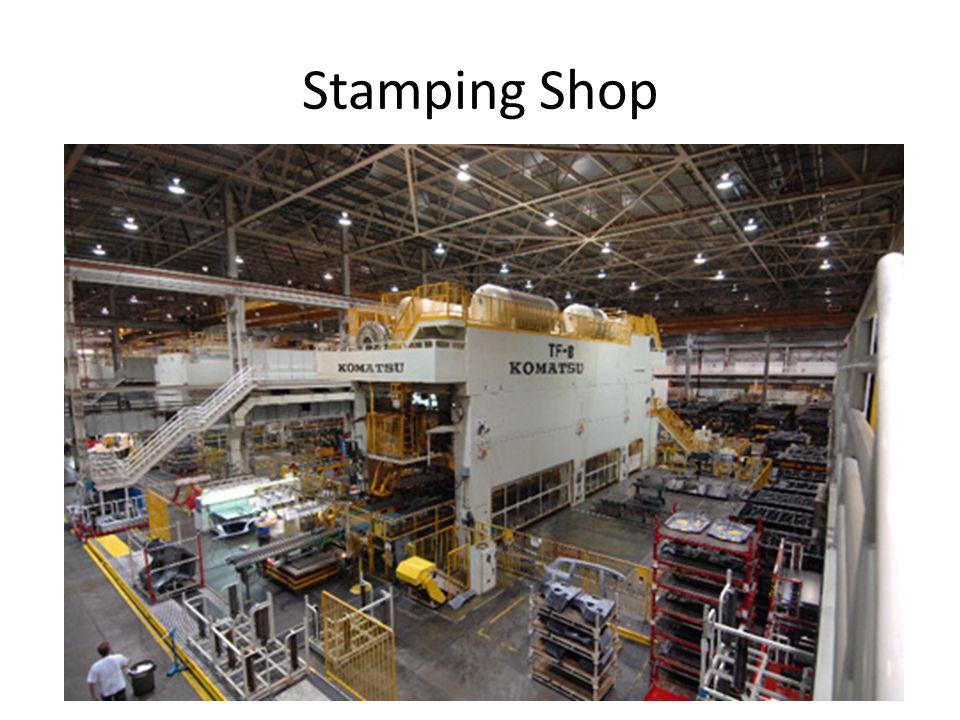 Stamping Shop