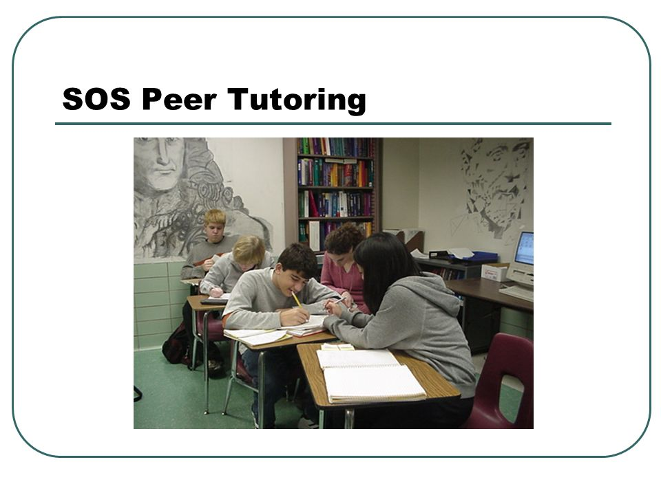 SOS Peer Tutoring