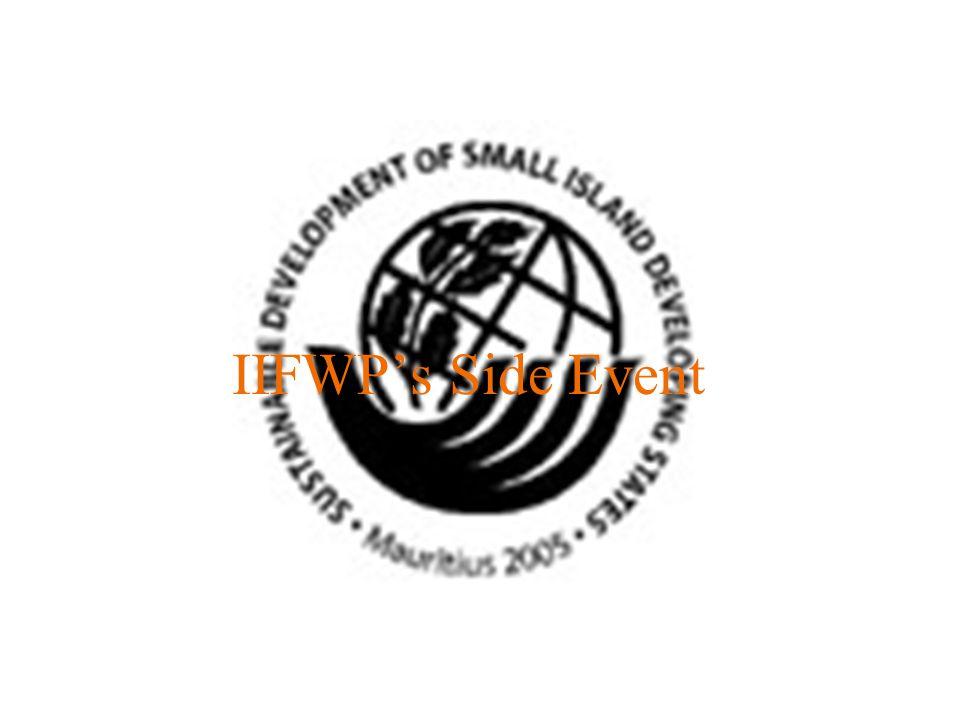 IIFWPs Side Event