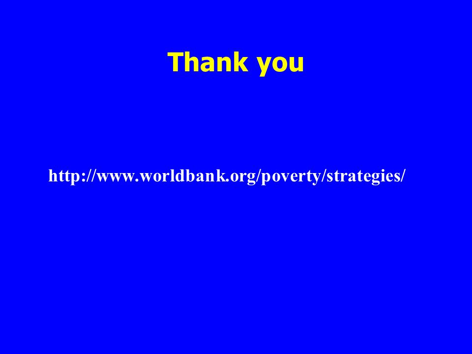Thank you http://www.worldbank.org/poverty/strategies/