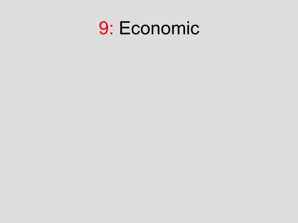 9: Economic