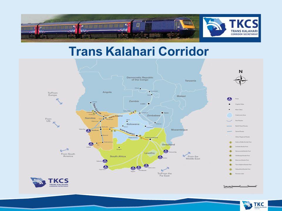 T K C Trans Kalahari Corridor