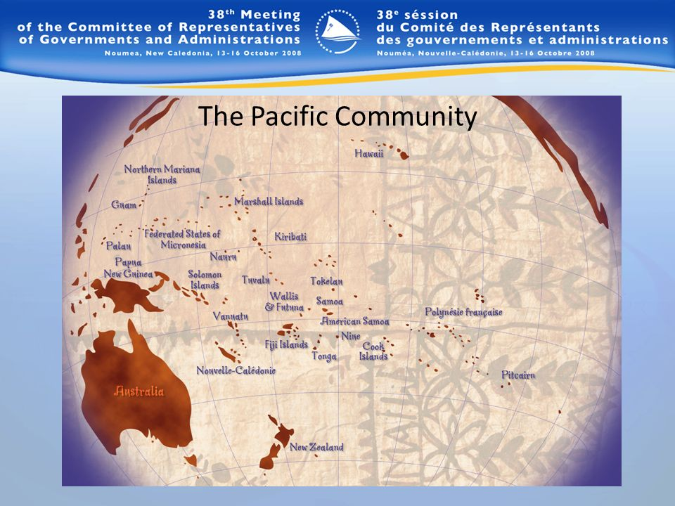 The Pacific Community