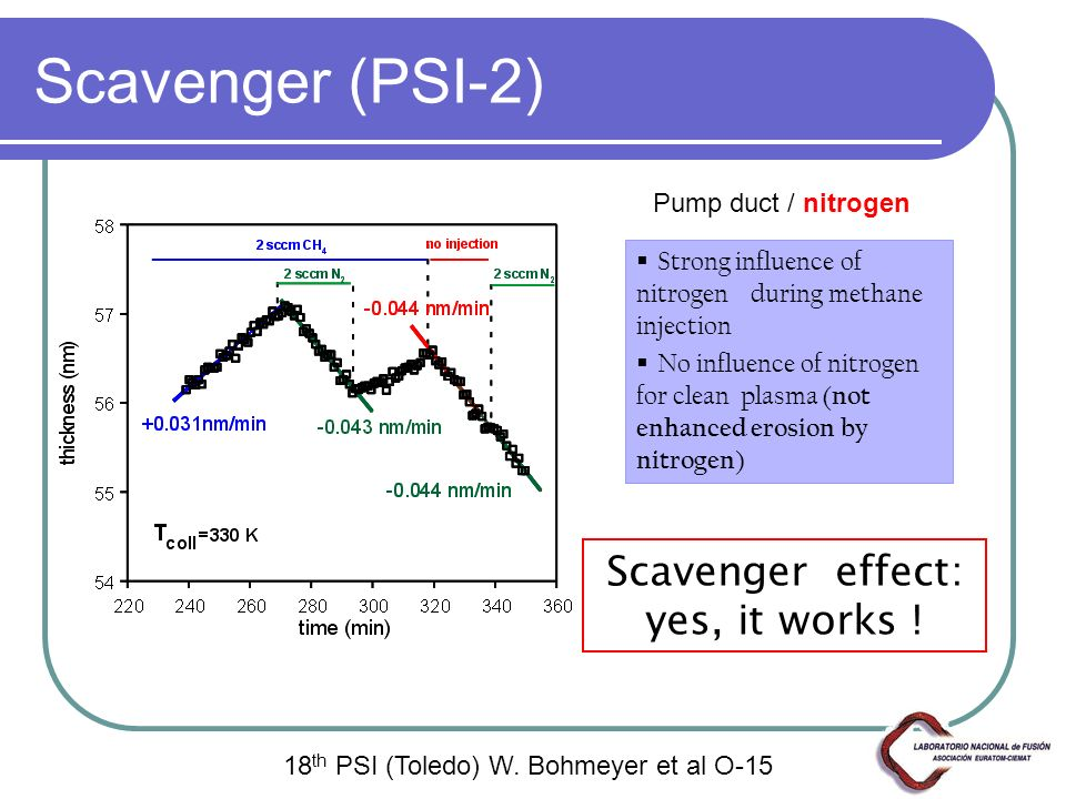 Scavenger (PSI-2) 18 th PSI (Toledo) W.