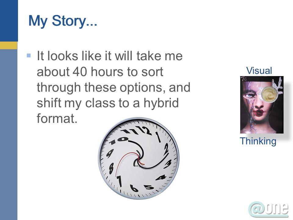 12 My Story...