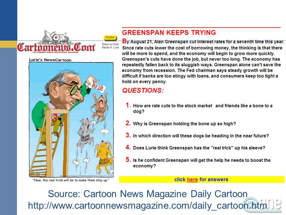 Source: Cartoon News Magazine Daily Cartoon http://www.cartoonnewsmagazine.com/daily_cartoon.htm