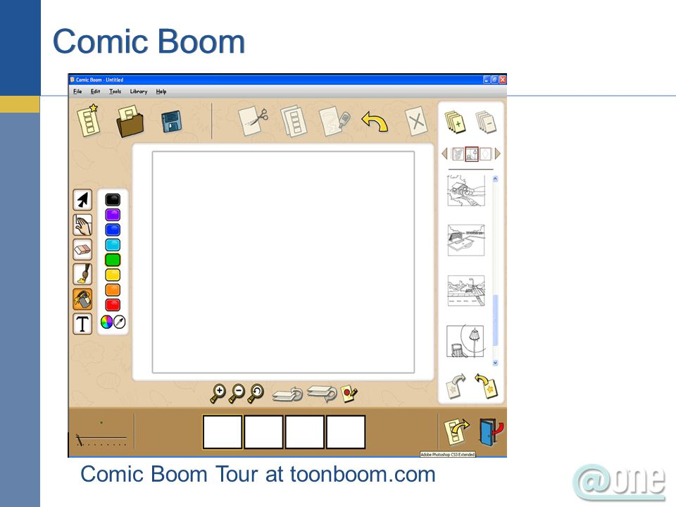 Comic Boom Comic Boom Tour at toonboom.com