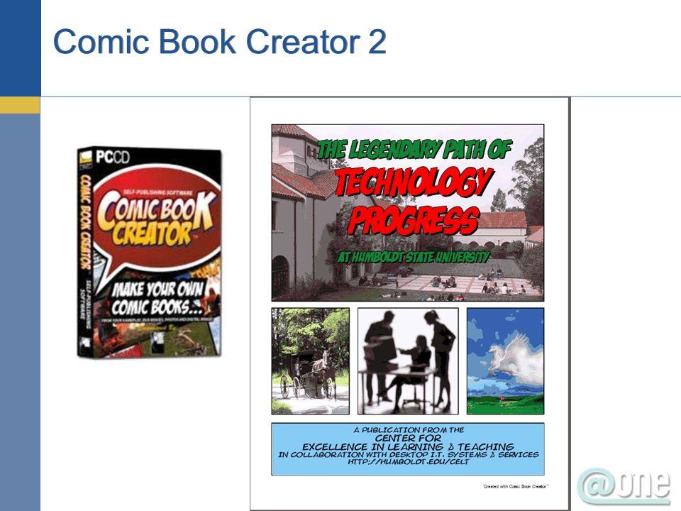 Comic Book Creator 2